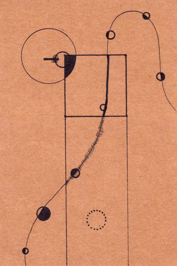 Bauhaus Balance - Rosie